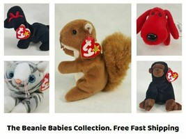 Beanie Babies from TY Choose ones you want, Free Fast Shipping. - $6.49
