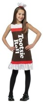 Child Tootsie Roll Costume Dress - 7-10 - $18.32