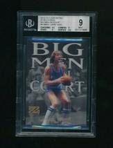 2012-13 Fleer Retro Big Men On Court Larry Bird BGS 9 - $50.00