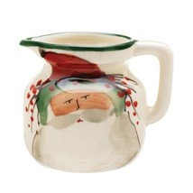 Vietri Old St. Nick Creamer Server, Premium Quality Ceramic Kitchenware ... - $80.68
