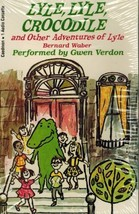 Lyle, Lyle Crocodile and Other Adventures of Lyle (Audio Cassette) [Audi... - $24.99