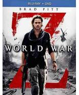 World War Z (Blu-ray, 2013) - $2.95