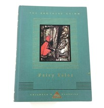 The Brothers Grimm Fairy Tales 1992 Children's Classics Hardcover Book - $12.95