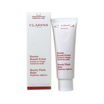 CLARINS BEAUTY FLASH BALM BRIGHTENS,TIGHTENS 50 ML/1.7 OZ. NIB - $26.24