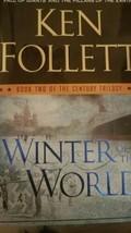Invierno Of The World: Libro Dos de Century Trilogía de, Follett, Ken, Buen - $35.71