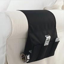 TV Remote Control Caddy Holder Sofa  Arm Rest Organizer Storage Home Bed... - $13.53 CAD