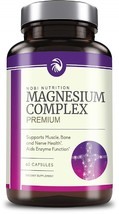 High Absorption Magnesium Complex - Bone Nerve Muscle Relaxation & Recovery - $96.99