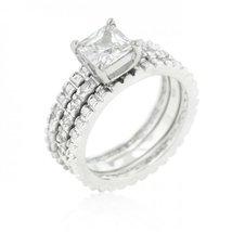 Bridal Triple Ring Set (size: 05-09) (pack of 1 ea) - $36.19