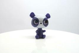 Littlest Pet Shop #3353 Purple & White Baby Panda Bear Penny Ling  LPS - $6.43