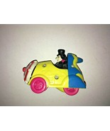 Penguin Toy Car - DC Comics 1991 - Good Condition - $3.96