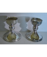 Godinger Silver Plated Taper Candle Holders - $6.90
