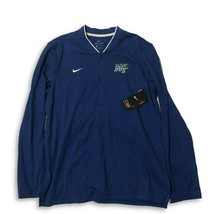 NWT New Middle Tennessee Blue Raiders Nike Coaches Quarter Zip Size XXL ... - $69.25