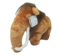 NEW 2002 ICE AGE MANNY WOOLY MAMMOTH STUFFED ANIMAL PLUSH TOY W/ TAG JAK... - $36.47
