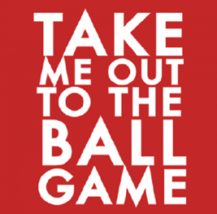 Baseball Rustic Sign - Item 1257 - Take Me Out To The Ballgame - Size 12... - $32.00