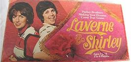 Laverne & Shirley Board Game by Parker Brothers 1977 - $44.30
