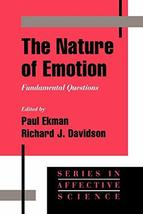 The Nature of Emotion: Fundamental Questions (Series in Affective Science) Ekman image 2
