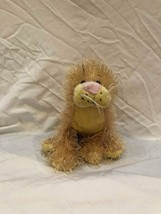 Plush Toy Stuffed Animal Webkinz Lion Cub No Code Ganz - $1.79
