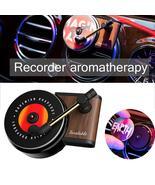 Turntable Phonograph Car Fragrance Car Air Freshener - $15.58