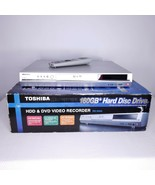 Toshiba RD-XS34 DVD Recorder with 160GB Hard Disk Drive Multi-Drive Tested - $296.96