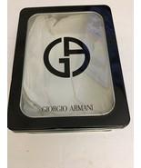 """Giorgio Armani Collectors Makeup/Jewelry Case Approx 6"""" X 9""""-RARE-SHIPS ... - $18.69"""