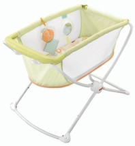 Fisher-Price Rock 'n Play Portable Bassinet - $87.08