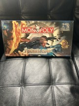 MONOPOLY Fantastic Four Edition MARVEL Comics Board Game 2005 Hasbro - $40.18
