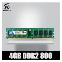 2Gb ddr2 memoria ddr 2 667Mhz ddr 2 2g PC2-6400 memory RAM For Intel AMD Dimm - $96.00+