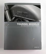 2007 Harley Davidson Service Manual - Touring Models #99483-07 - $197.99