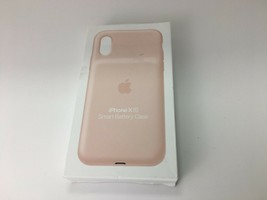 """Genuine Original Apple Smart Battery Case for iPhone XS Max 6.5"""" Pink Sand - $46.74"""