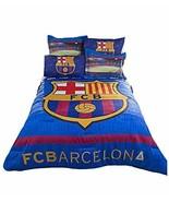 JORGE'S HOME FASHION INC Barcelona FCB Soccer Comforter Twin - $138.60