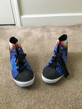 "Star Wars Skechers Youth Size 4 High top Sneakers ""Come to Dark Side"" Shoes - $990.00"
