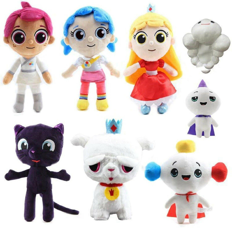Bartleby Plush toys Aurora True and The Anime Rainbow Kingdom - 15-20cm - $15.83 - $28.81