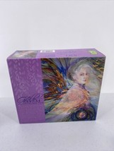 Call Of The Goddess Spiral Dance Woman Fairy 550 Pcs Jigsaw Puzzle New S... - $14.95