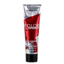 Joico Color Intensity Semi-Permanent Hair Color 4 oz - Red - $9.29