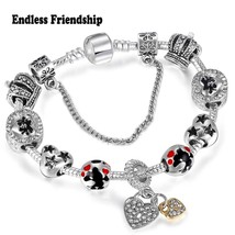 AAA Zircon Charm Bracelet for Women Fit Pandora Bracelet & Bangles Jewe... - $15.64