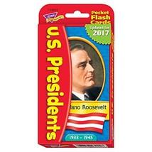 US Presidents Pocket Flash Cards - $7.65