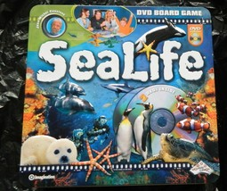 SeaLife DVD Board Game in Tin -Complete - $12.00