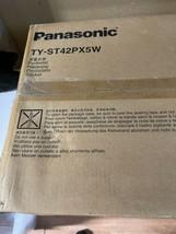 New - Panasonic TY-ST42PX5W Plasma Fixed Pedestal Stand NIOB - $98.01