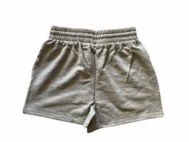 New Lot (2) Forever 21 Sweat Shorts Athletic Lounge Sleep Black White Sz S image 5