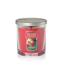 Macintosh Apple Yankee Candle Regular Tumbler Jar Candle 7 oz - $9.49