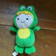 Ganz Small Caillou Friend Leo in Green Frog Costume Plush Stuffed Animal Doll –  image 2