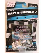 2018 MATT DIBENEDETTO DARLINGTON THROWBACK #23 KEEN PARTS NASCAR AUTHENT... - $9.95