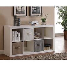 4, 6, 8 , 9, 12 Cube Cubical Storage Display Organizer Shelf - $68.40+