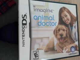 Nintendo DS imagine animal doctor image 1
