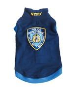 Royal Animals 13Z1005R NYPD Dog Sweatshirt (X-Small) - $22.41