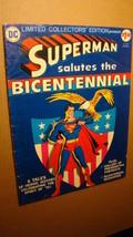 TREASURY - C-47 DC - SUPERMAN BICENTENNIAL BATMAN WONDER WOMAN - $16.00