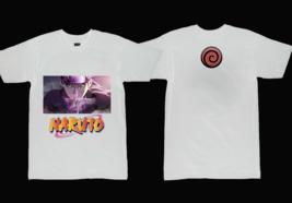 naruto the uzumaki clan new white shirt - $28.99