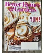 Better Homes & Gardens Magazine November 2020 Thanksgiving Favorites - $5.90