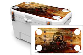 "Ozark Trail Wrap ""Fits 73qt Cooler"" 24mil Skin Lid Kit Gas Mask Wood - $35.95"