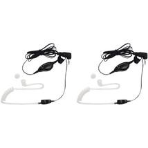Motorola 1518 Surveillance Headset with Push-to-Talk - $47.17
